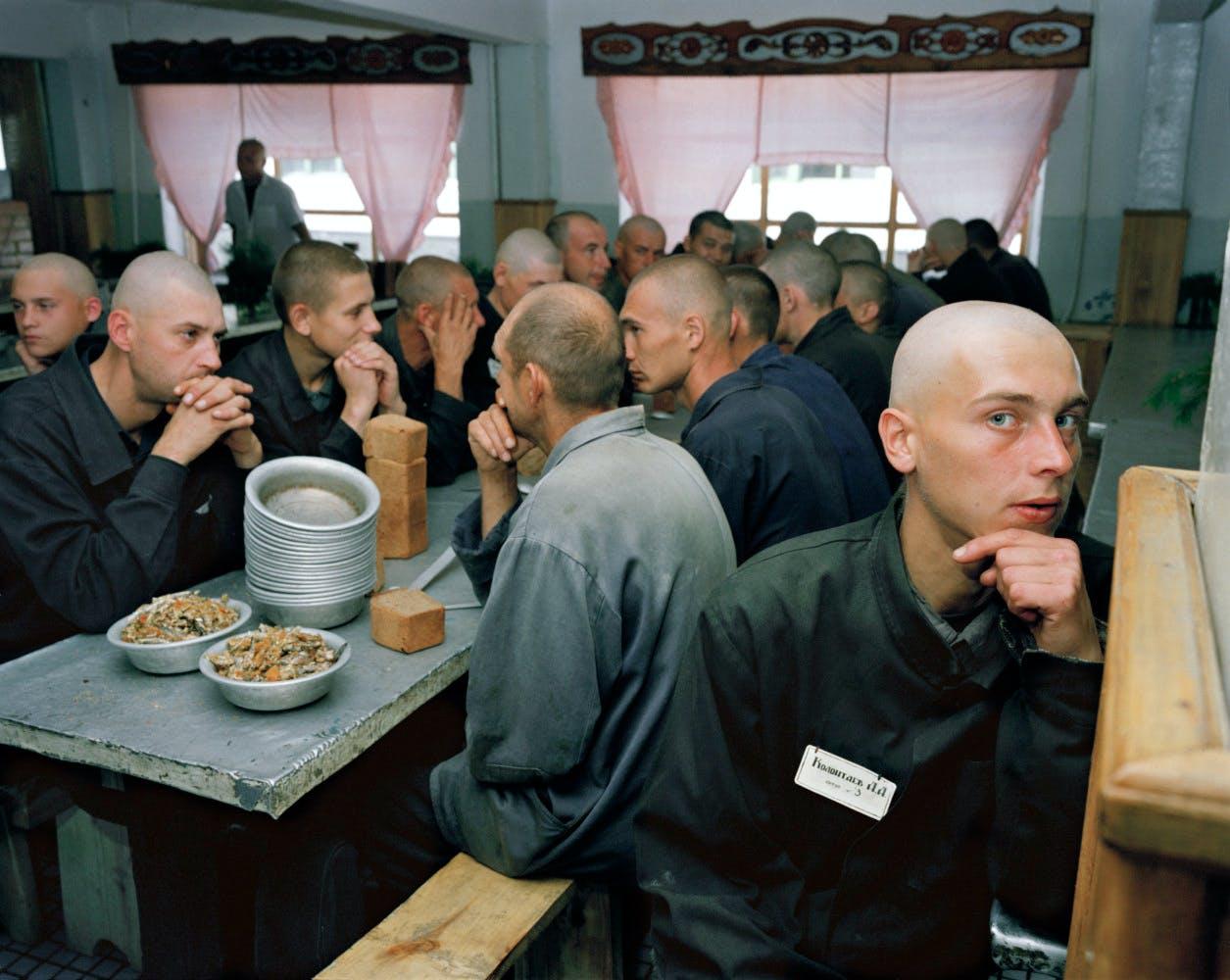 CARL DE KEYZER: PRISON PROPAGANDA