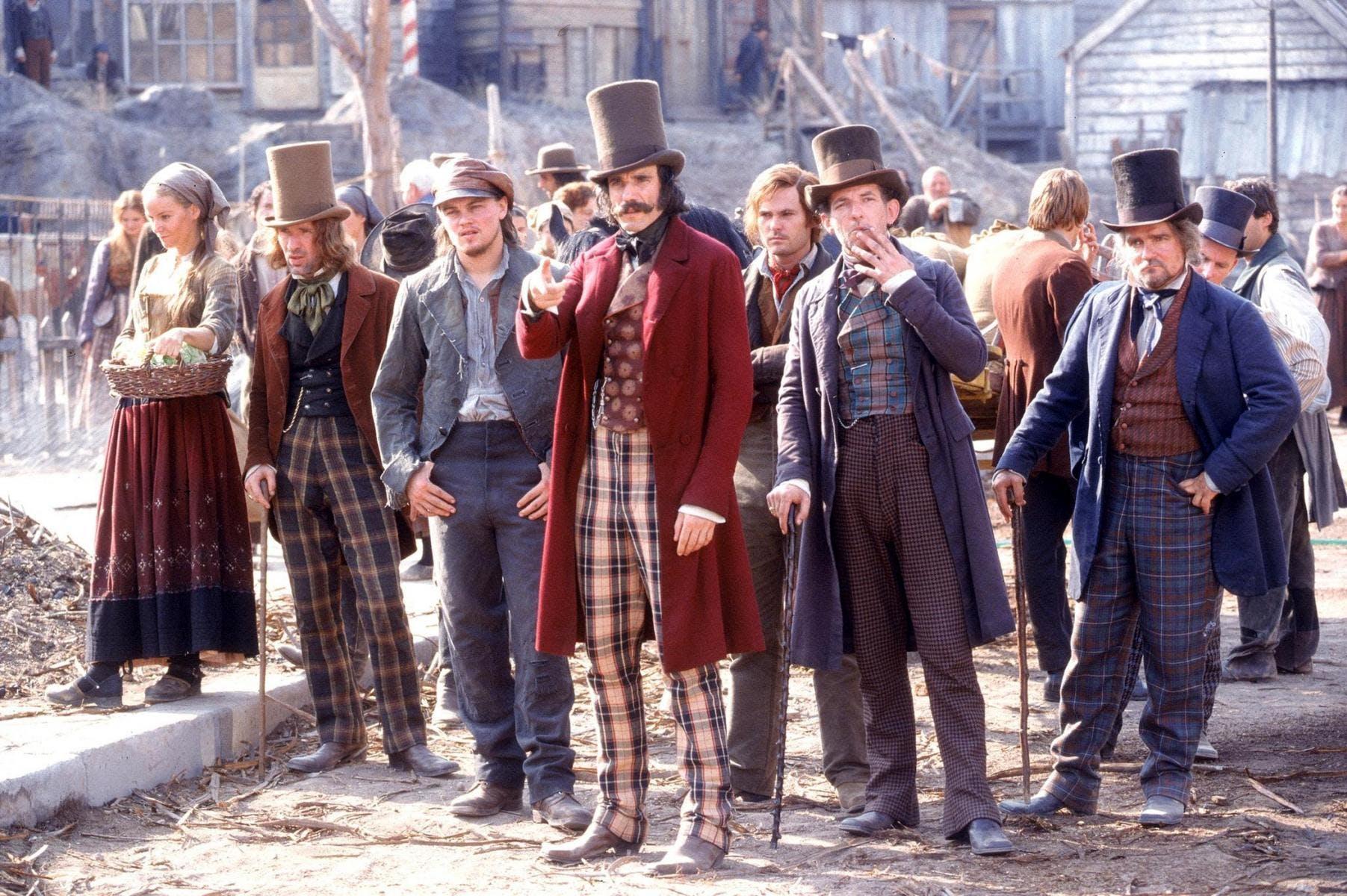 Martin Scorsese: Gangs of New York