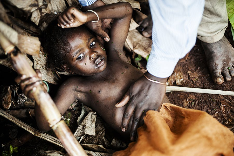 CHILD SACRIFICE IN UGANDA