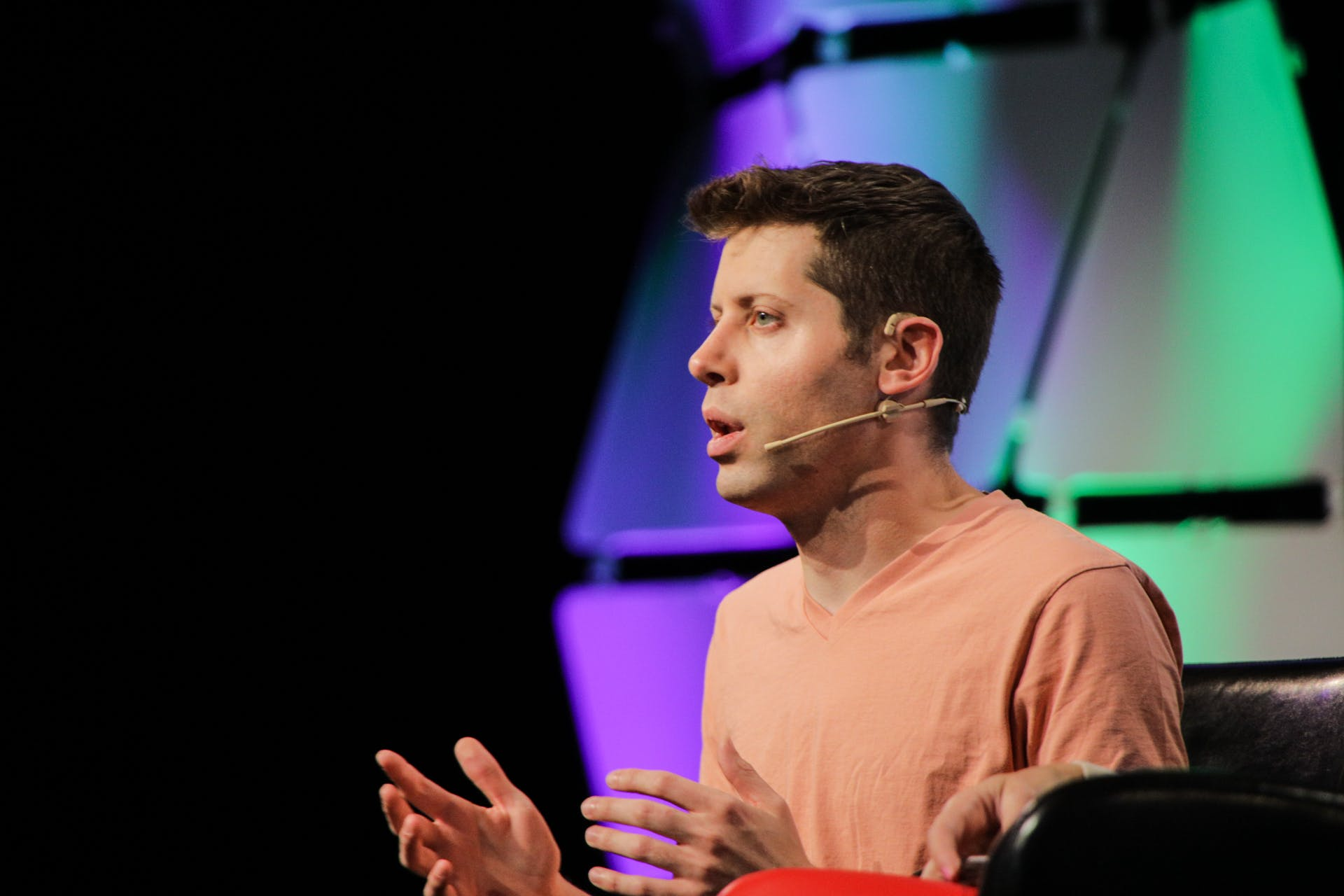 SAM ALTMAN: CARING TOO MUCH MAKES YOU A SHEEP