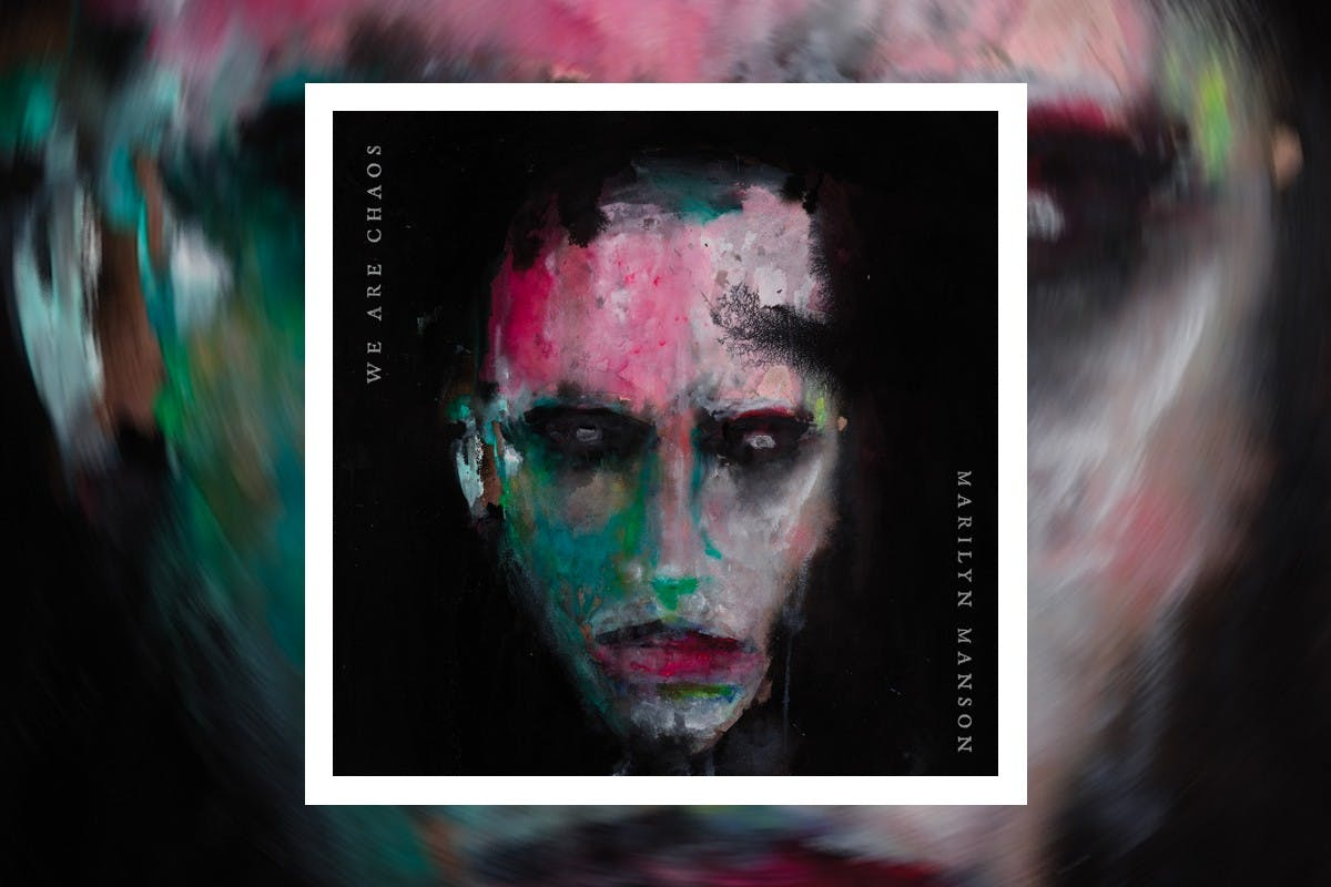 WE ARE CHAOS: MARILYN MANSON'S NEW ALBUM