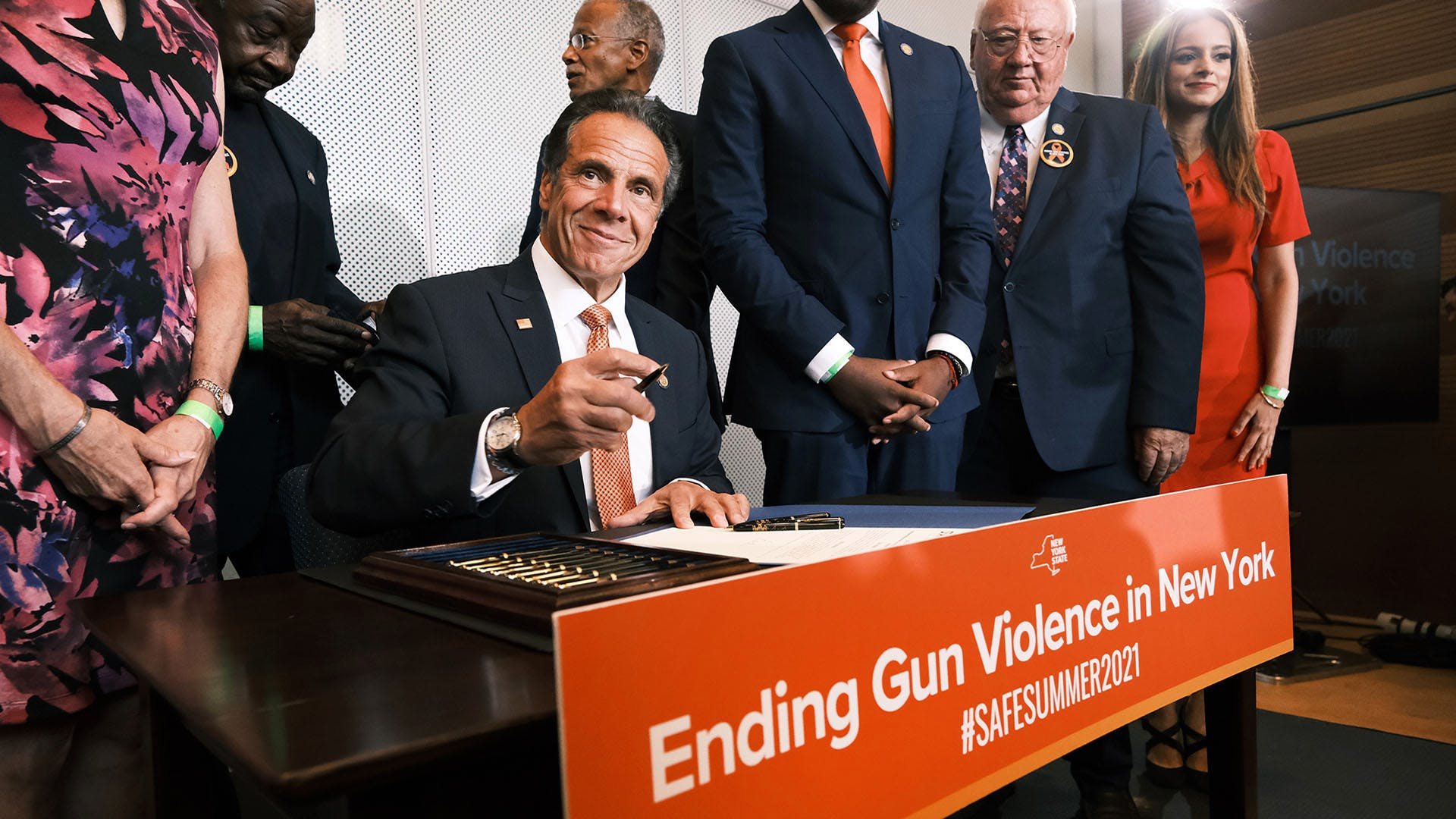 An Epidemic of Violence: A State of Emergency Has Been Imposed in New York