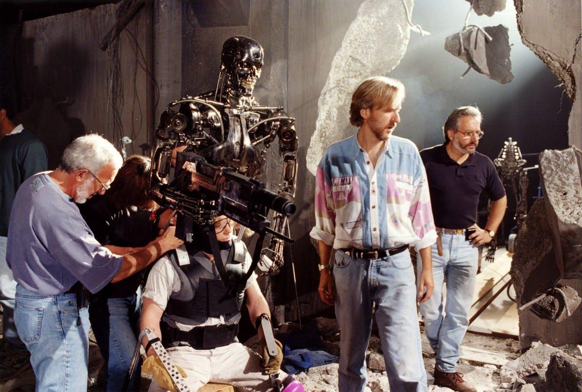 Terminator: How James Cameron Came up With Film Idea