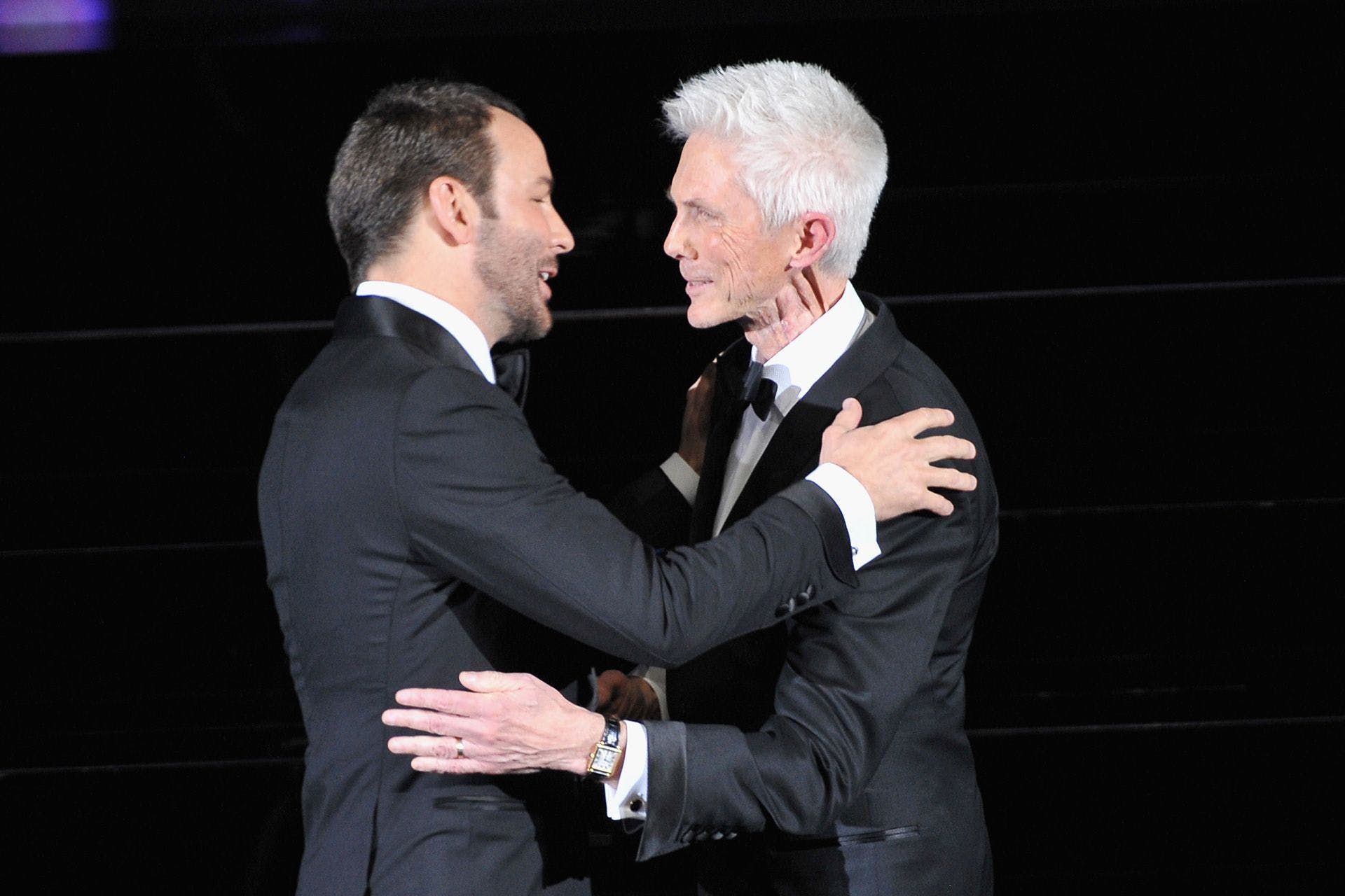Vogue Tom Ford Husband Richard Buckley Love At First Sight.