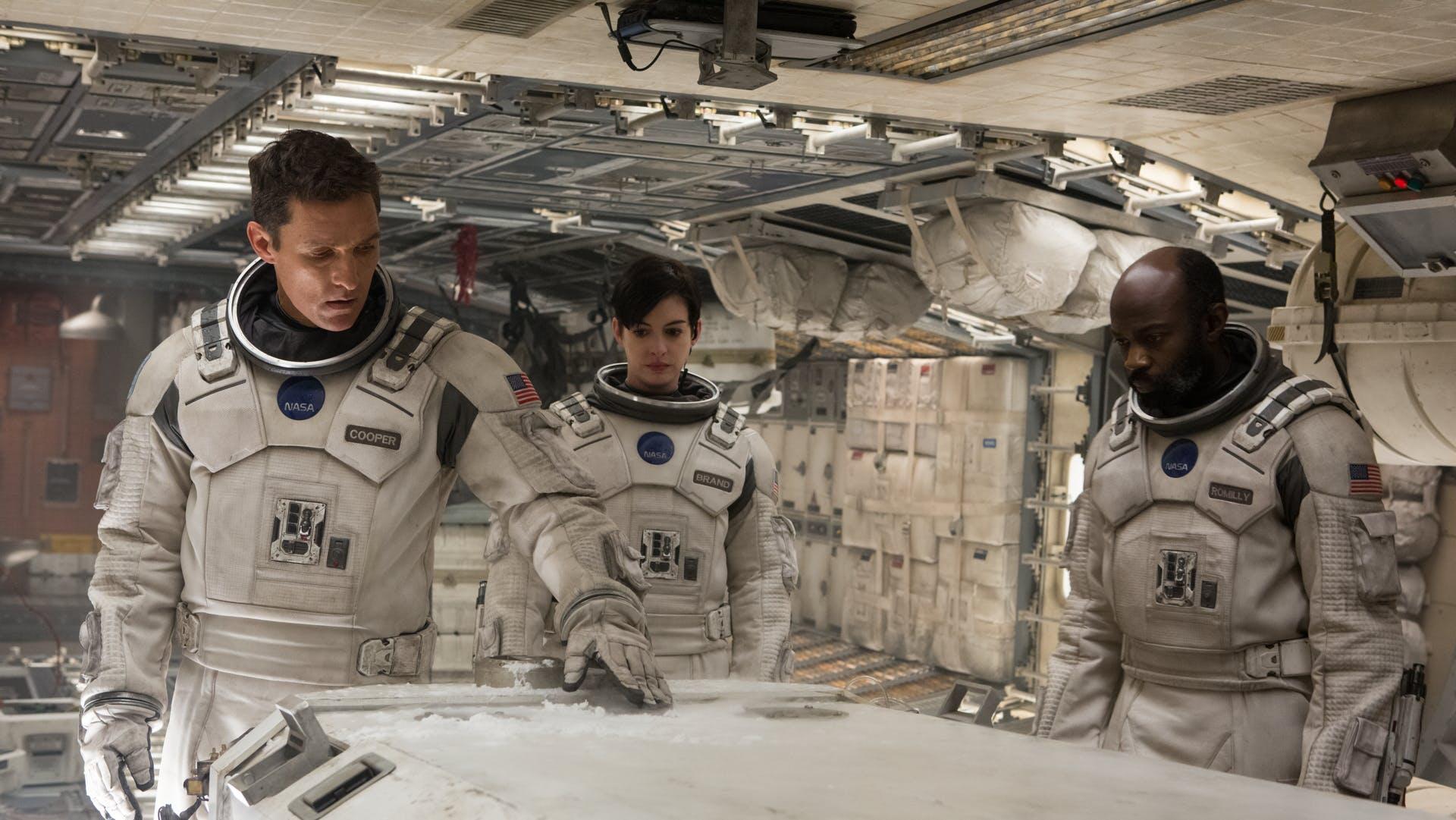 Christopher Nolan: Interstellar