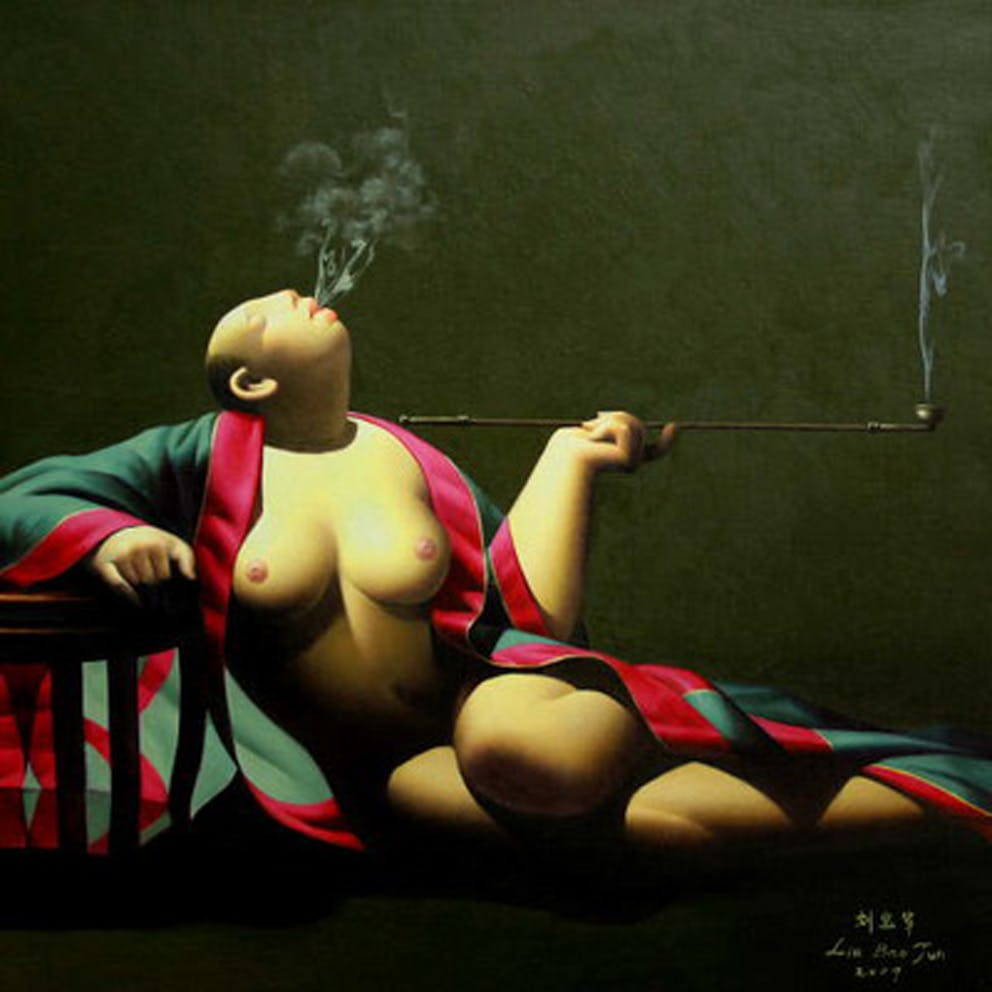 LIU BAO JUN: A MULTI-FACETED COMMENTARY ON CHINESE CULTURE