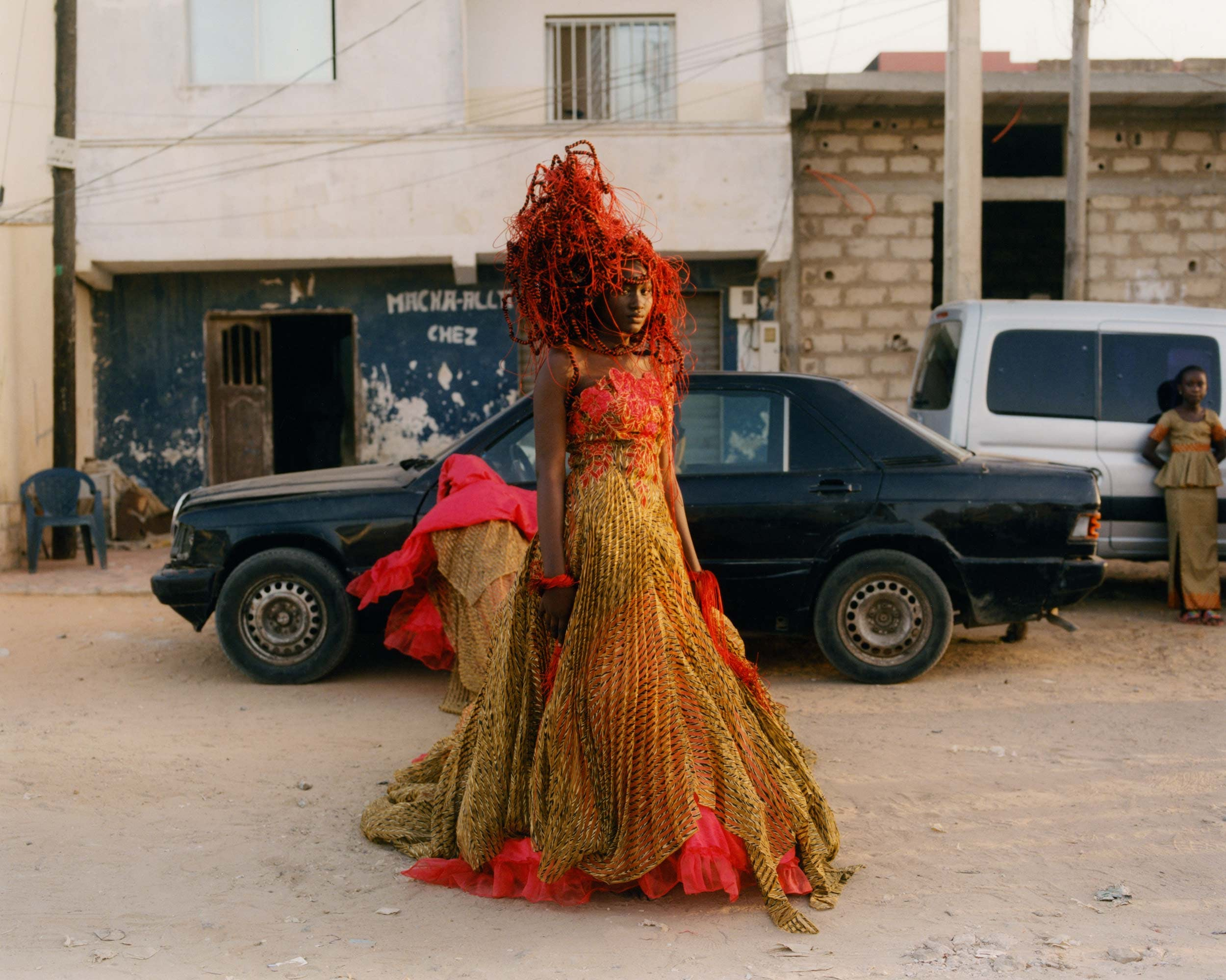 OUMOU SY: SENEGAL'S QUEEN OF COUTURE BY TOBY COULSON