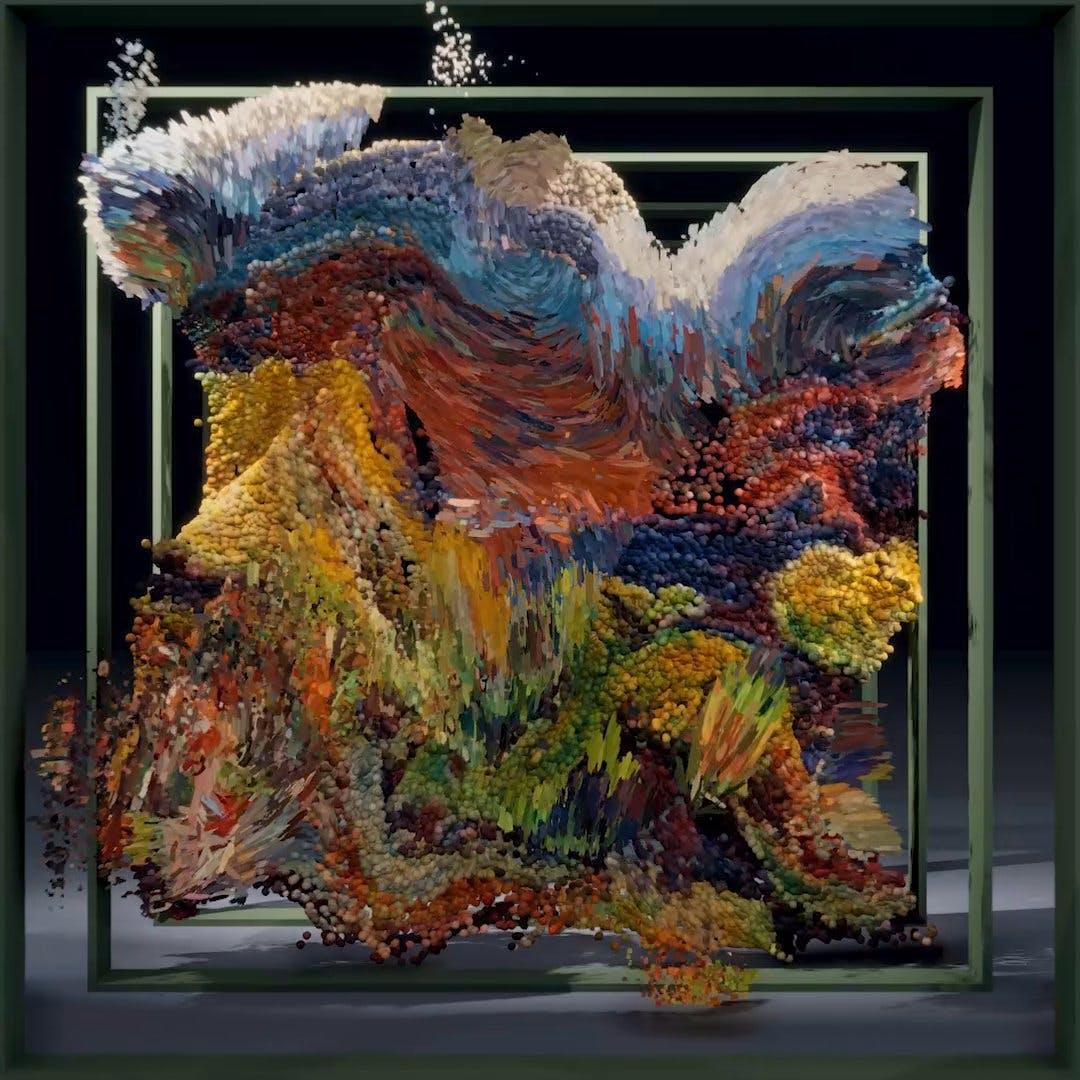 MICHAEL KOZLOWSKI'S HOLOGRAPHIC DISPLAYS
