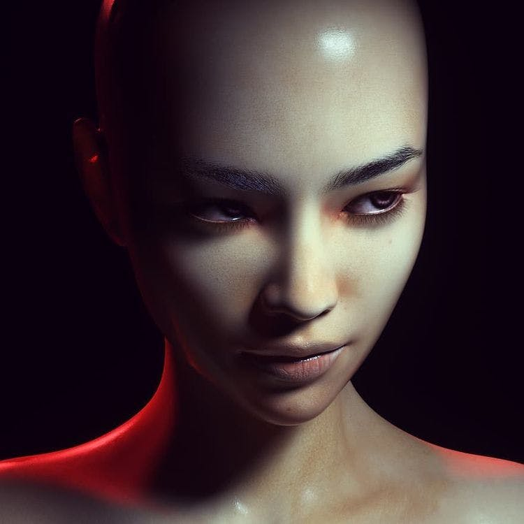ANTOINE COLLIGNON: CRAFTING SCI-FI AND SURREAL VISIONS