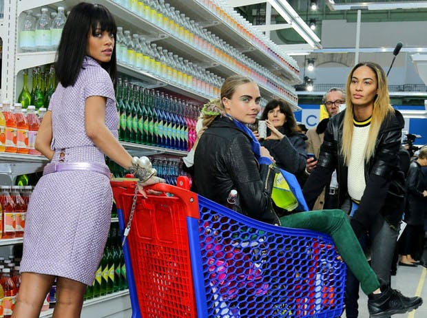 2014: Chanel Supermarket