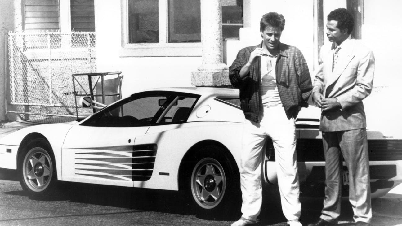 David Jackson: Miami Vice