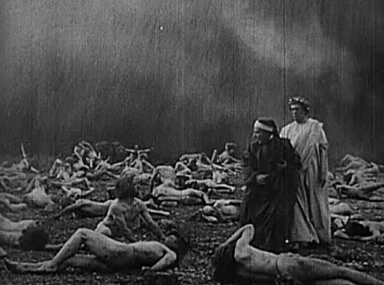 Francesco Bertolini's L'Inferno, 1911