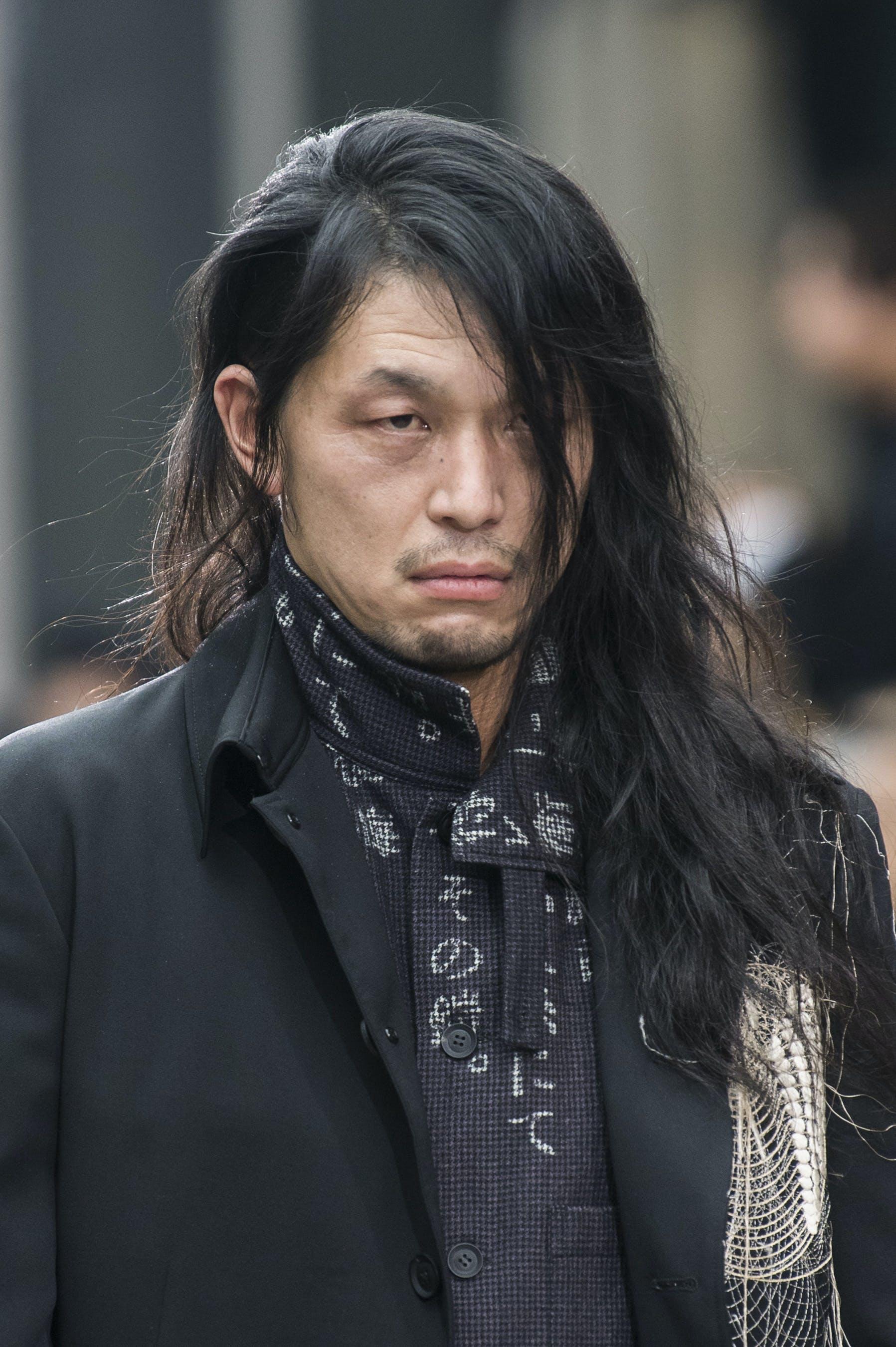 YOHJI YAMAMOTO MEN'S FALL 2019
