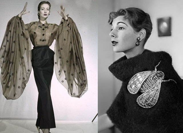SCHIAPARELLI'S RESPONSE TO WAR: POLITICAL OVERTONES IN FASHION