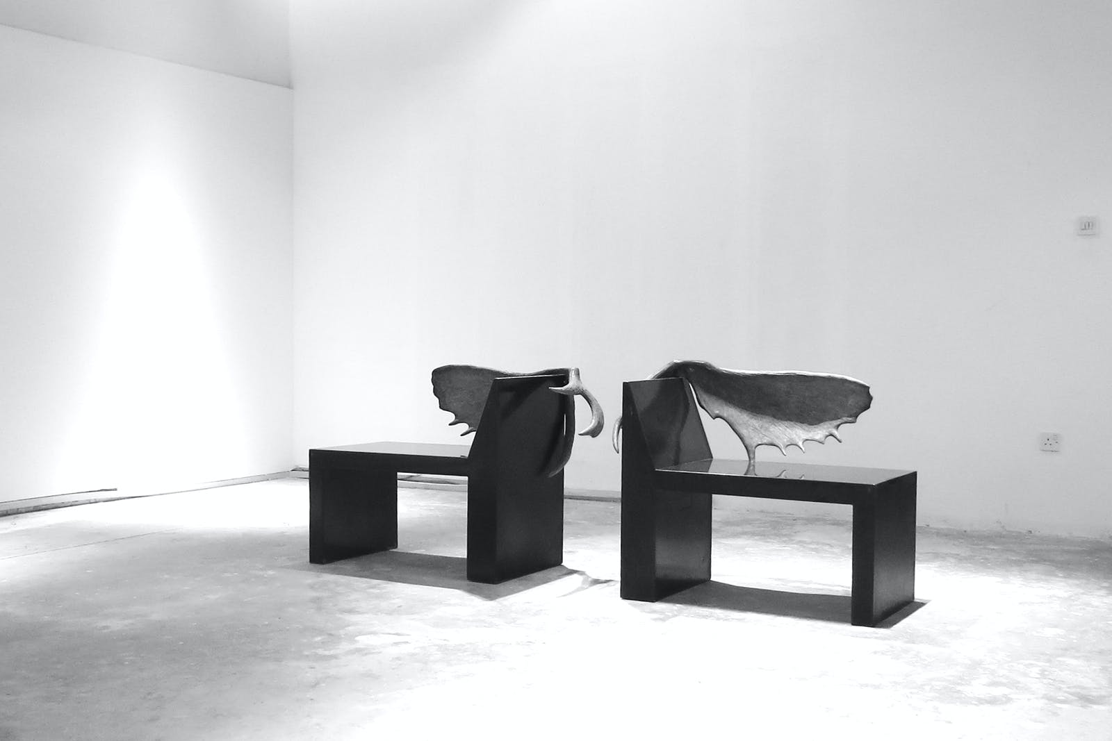 THE MONUMENTAL FURNITURE OF RICK OWENS