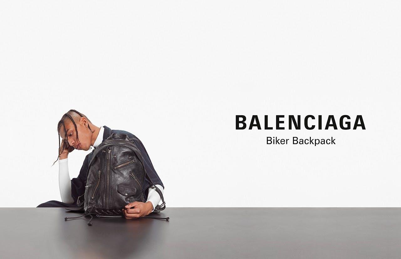 Balenciaga Fall 2020 Ad Campaign.