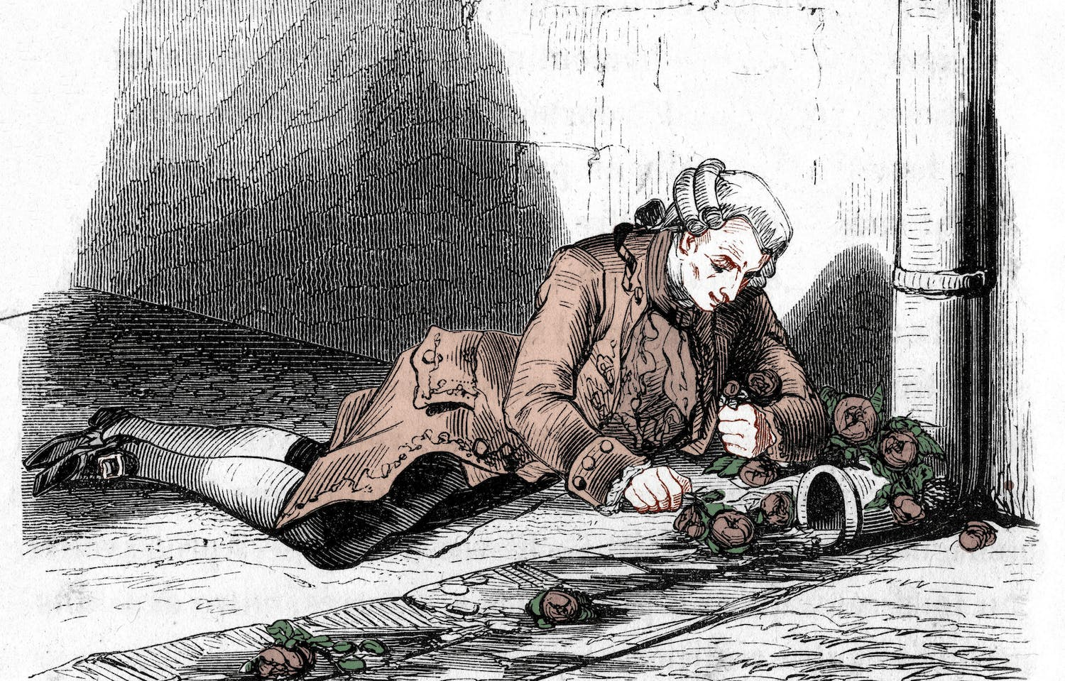 De Sade: In Search of Peace and the Quiet of the Mind