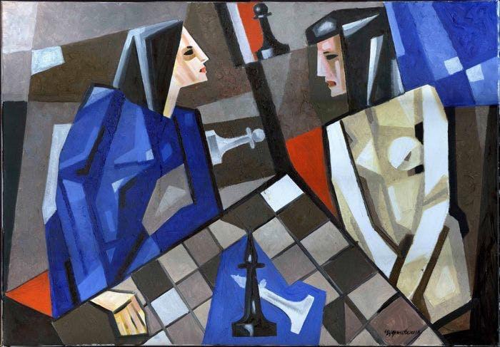 ANATOLIY CHUDINOVSKIKH: REALISM WITH HIS OWN FORMALISTIC APPROACH