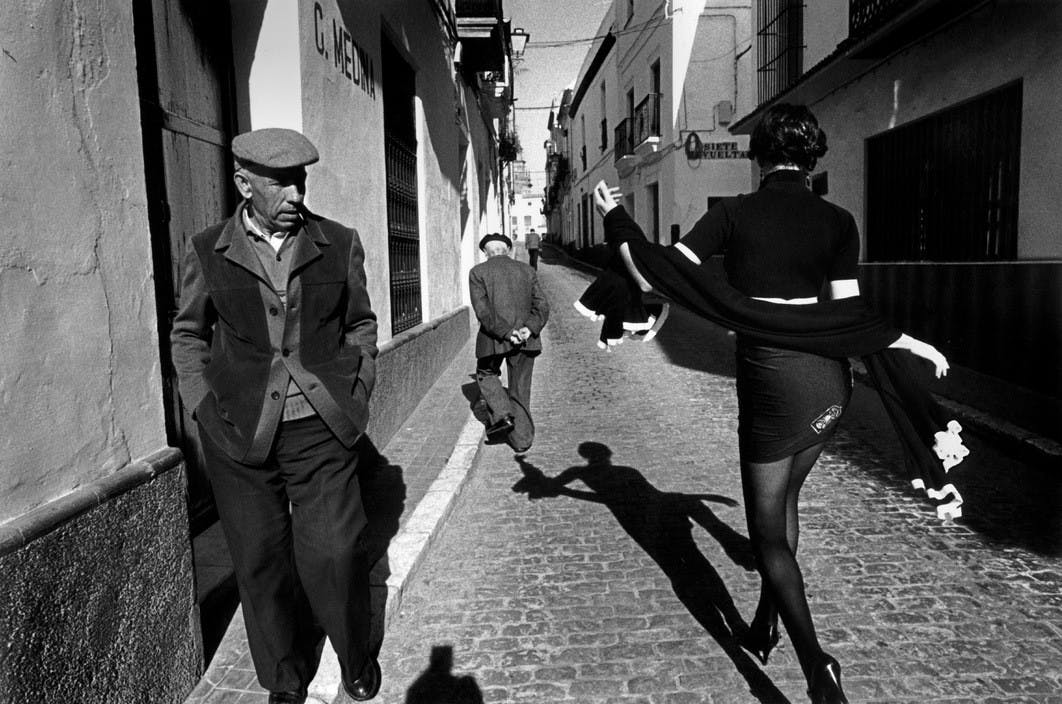 FERDINANDO SCIANNA'S FASHION ICONOGRAPHY