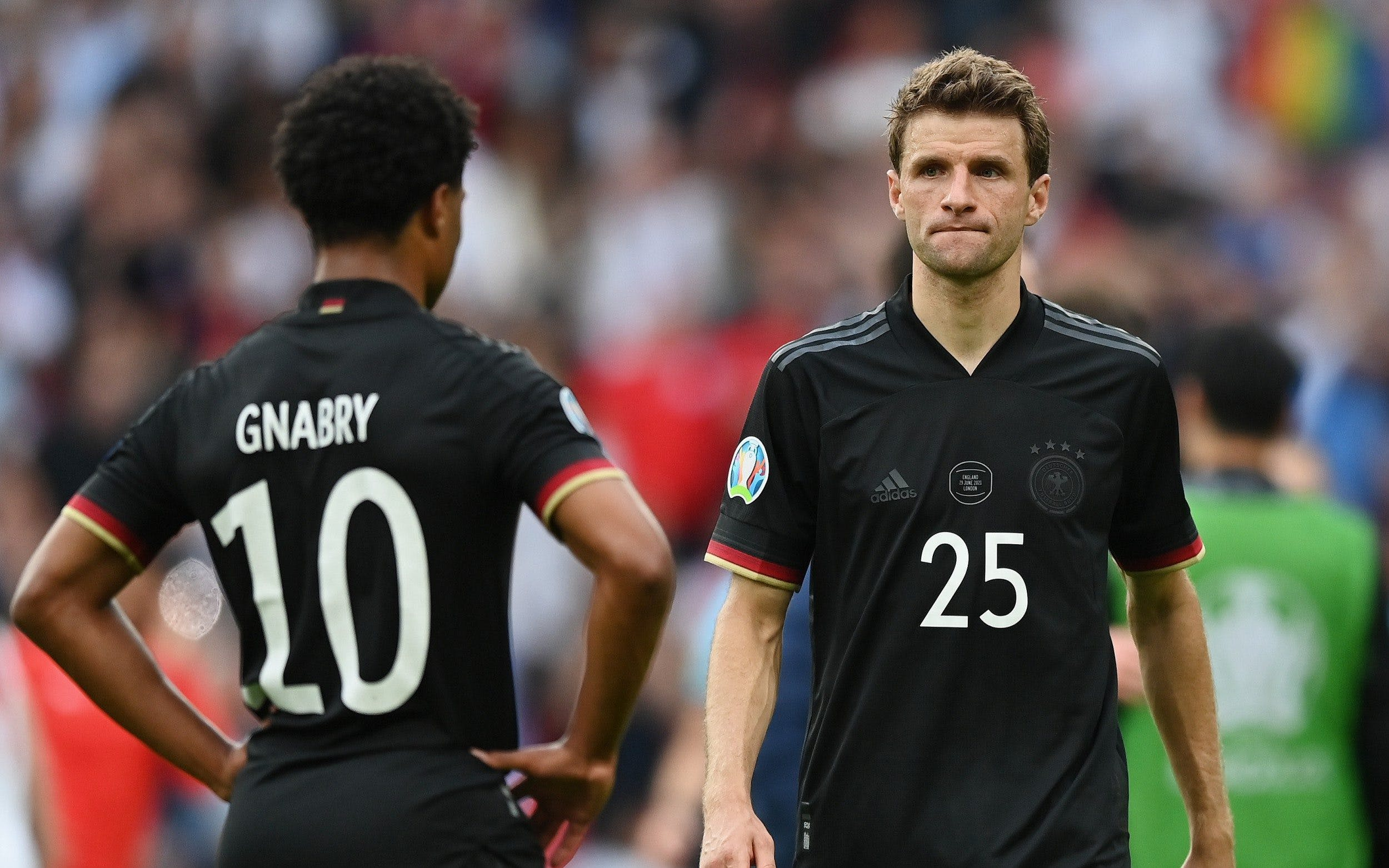 Dutch Broadcaster Apologises After Showing Subtitles for German Anthem Words Before Euro 2020 Clash With England