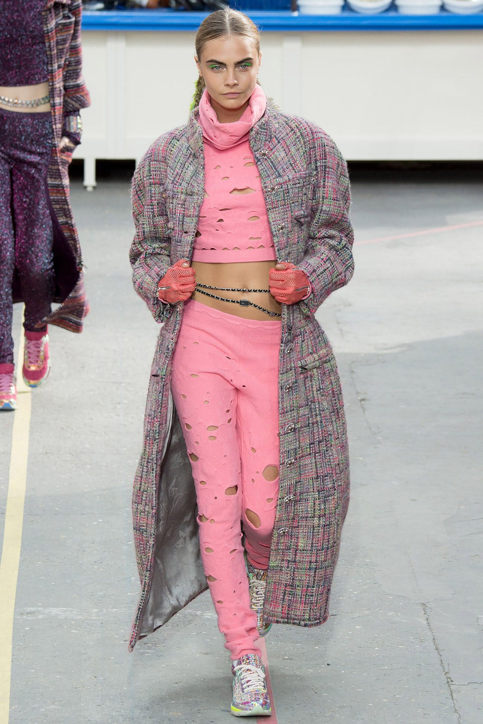 Chanel Fall 2014.