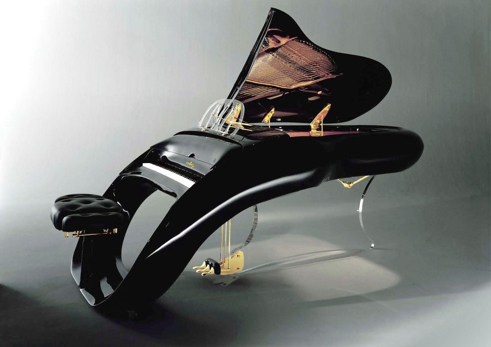 Luigi Colani designs.