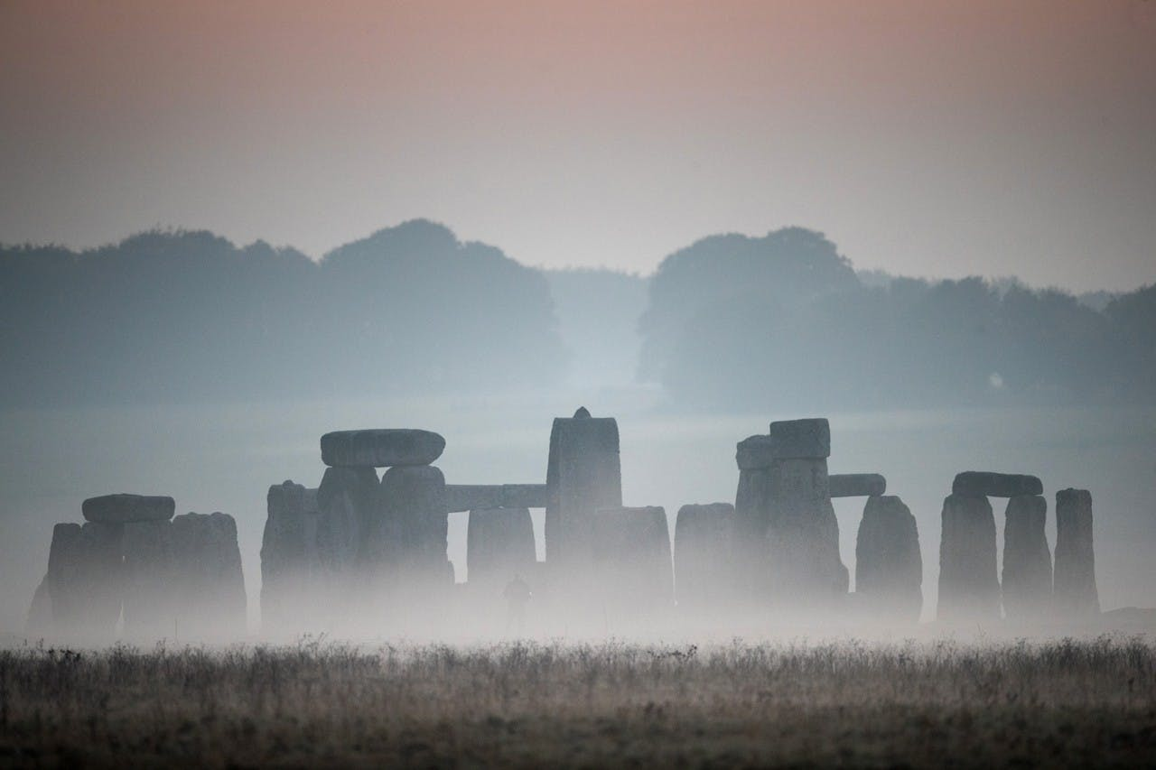 STONEHENGE: MYSTERY OF MIGHTY STONES SOLVED BY ARCHAEOLOGISTS