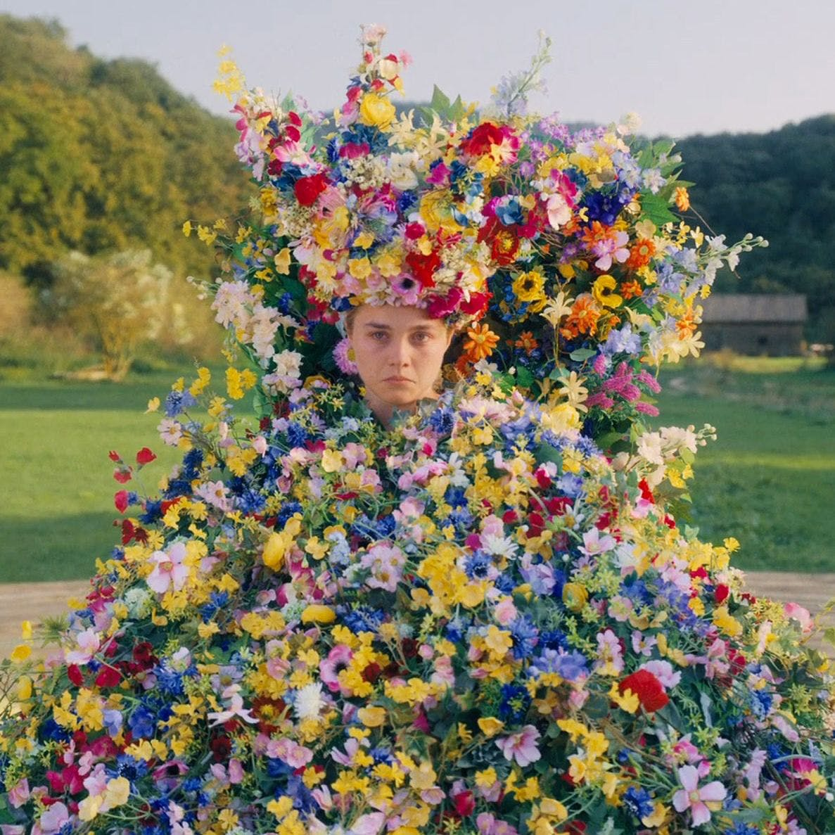 USD 65000 FOR THE 'MIDSOMMAR' DRESS