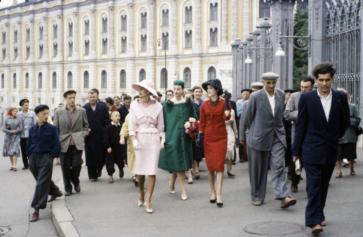 HAUTE COUTURE AND THE COLD WAR: DIOR IN MOSCOW, 1959