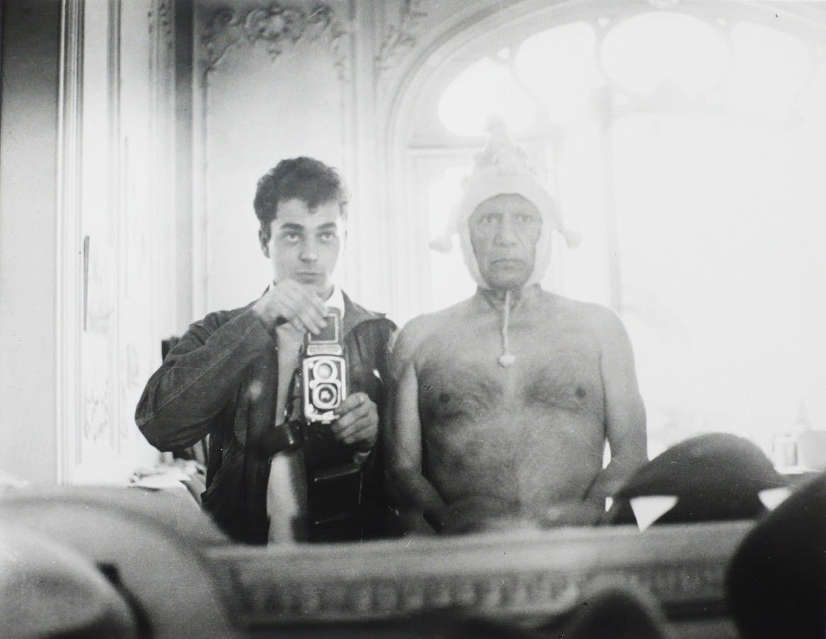PABLO PICASSO AND ANDRÉ VILLERS: THE CUBIST GENRE IN PHOTOGRAPHY