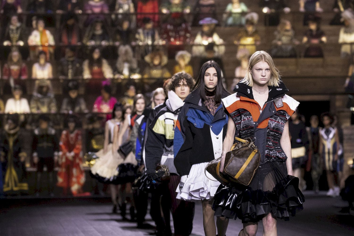 THIS YEAR'S FASHION WEEK WILL LOOK TOTALLY DIFFERENT
