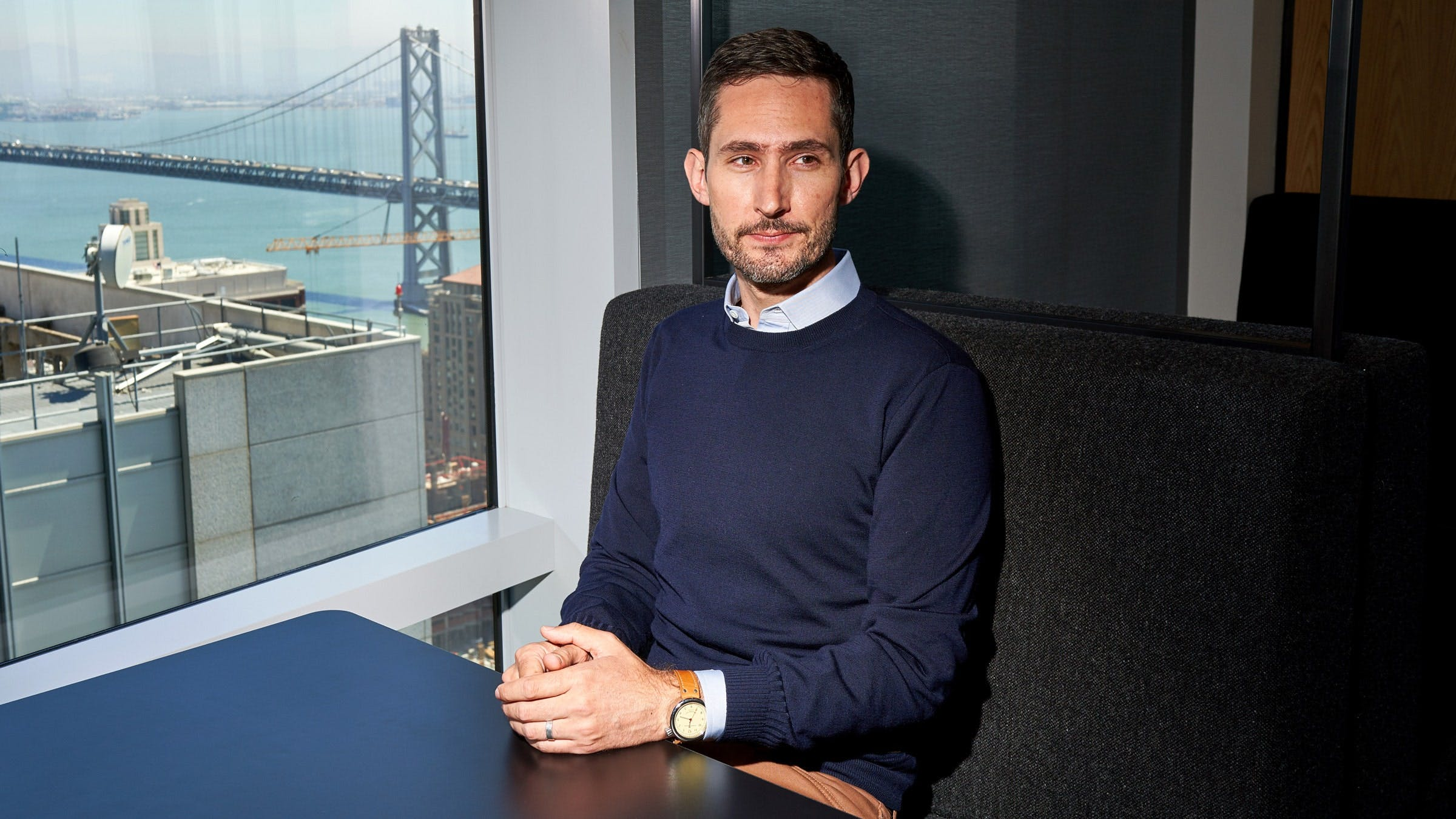 ENTREPRENEURIAL LESSONS FROM INSTAGRAM CO-FOUNDER KEVIN SYSTROM