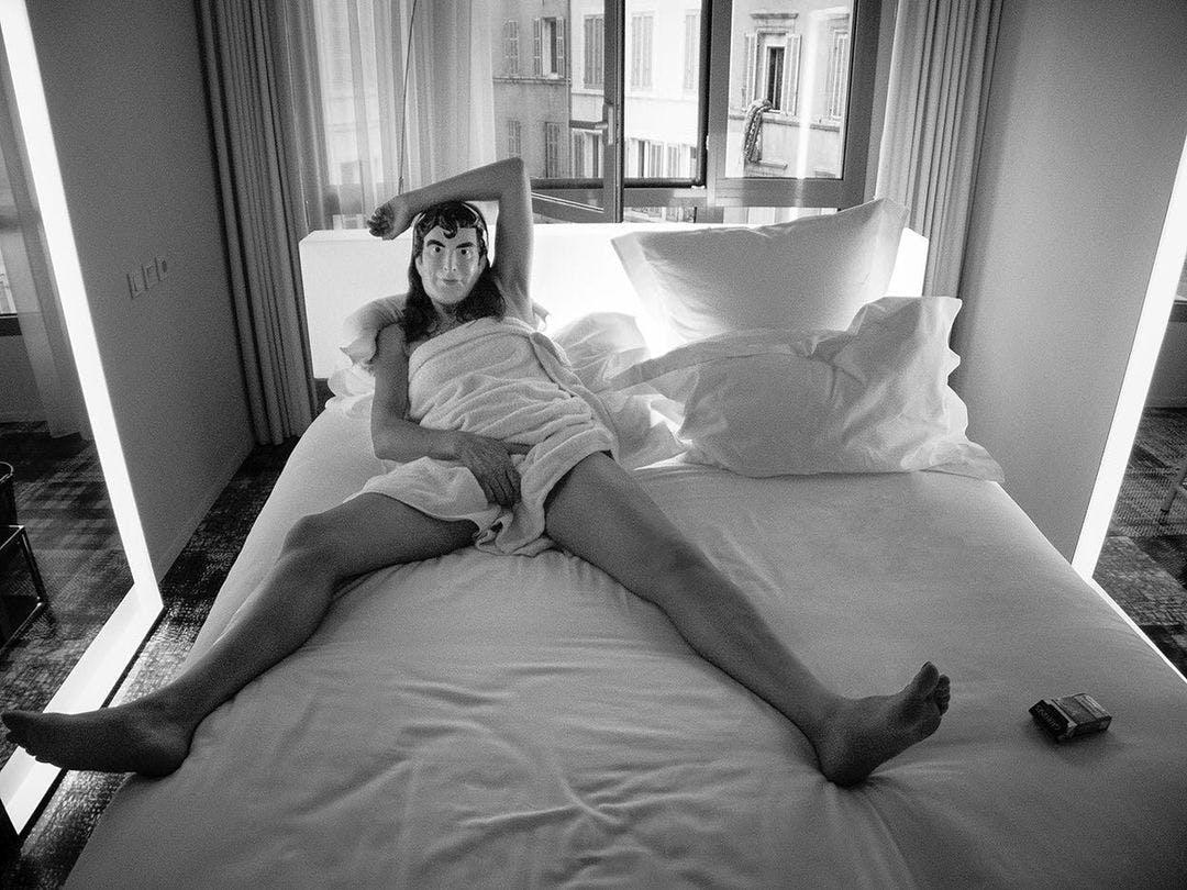 Slavica Ziener › Black & White Portraiture