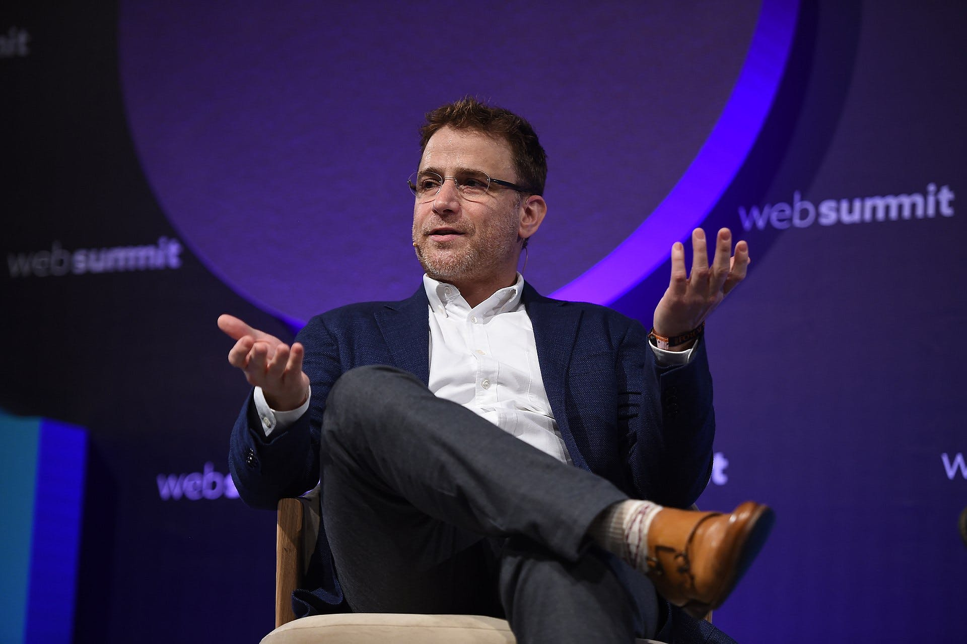 STEWART BUTTERFIELD: CANADIAN ENTREPRENEUR, KNOWN AS THE CO-FOUNDER OF FLICKR AND SLACK
