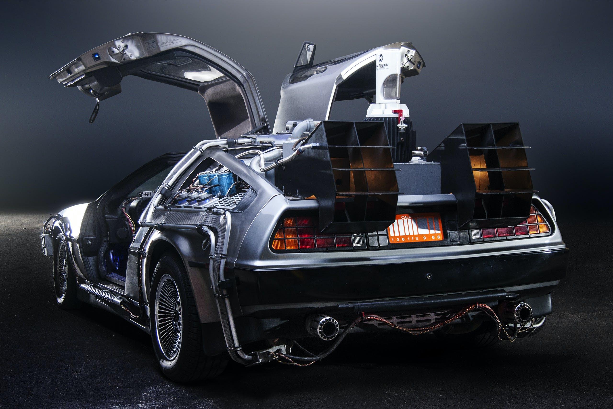 Robert Zemeckis: Back to the Future