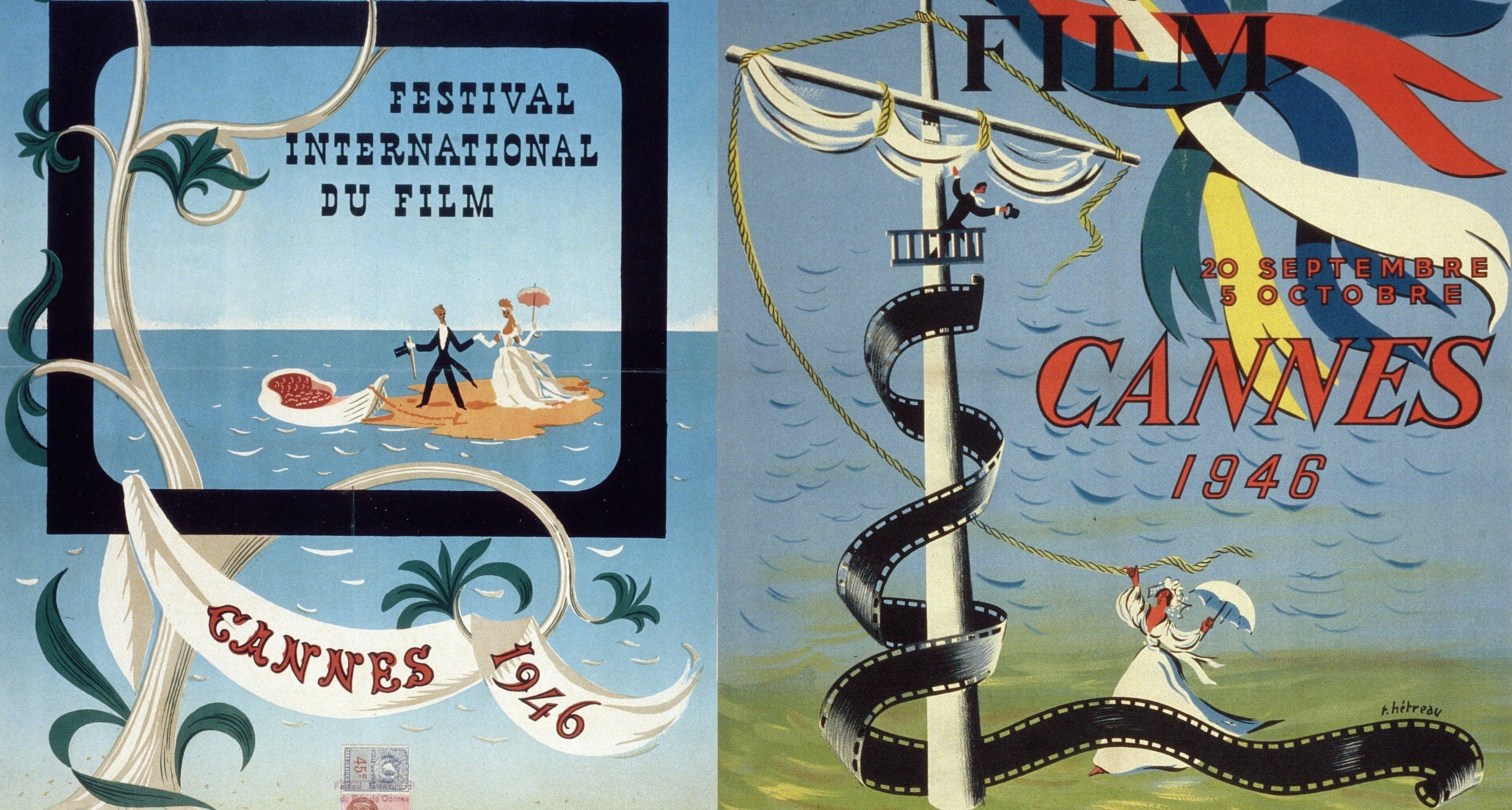 1946: LE PREMIER FESTIVAL DE CANNES
