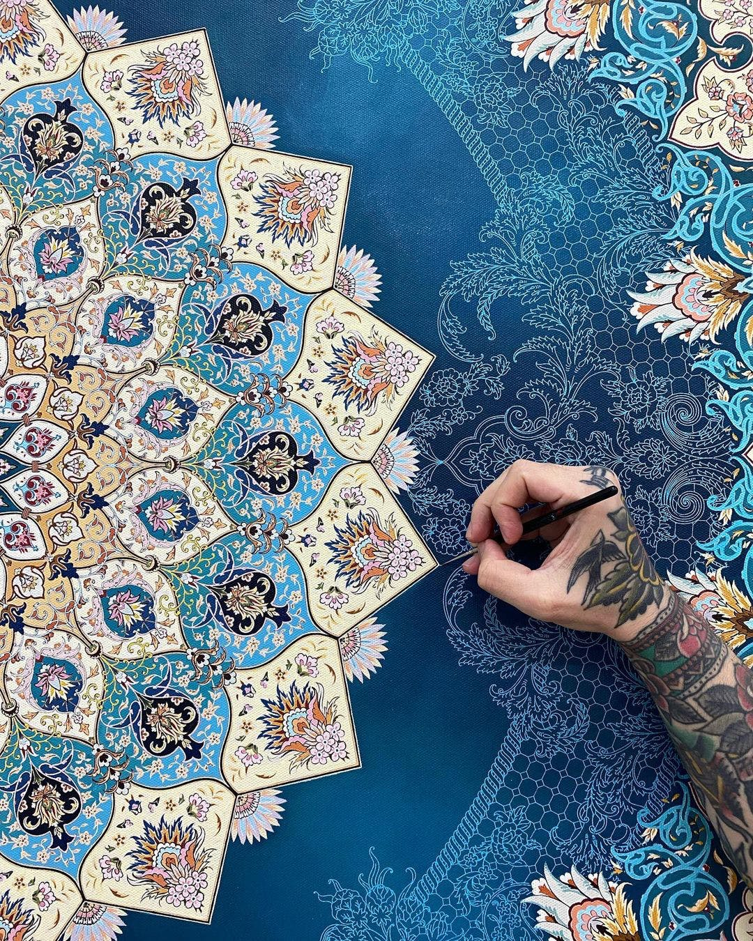 JASON SEIFE'S WORK REFERENCES OLD PERSIAN CARPETS
