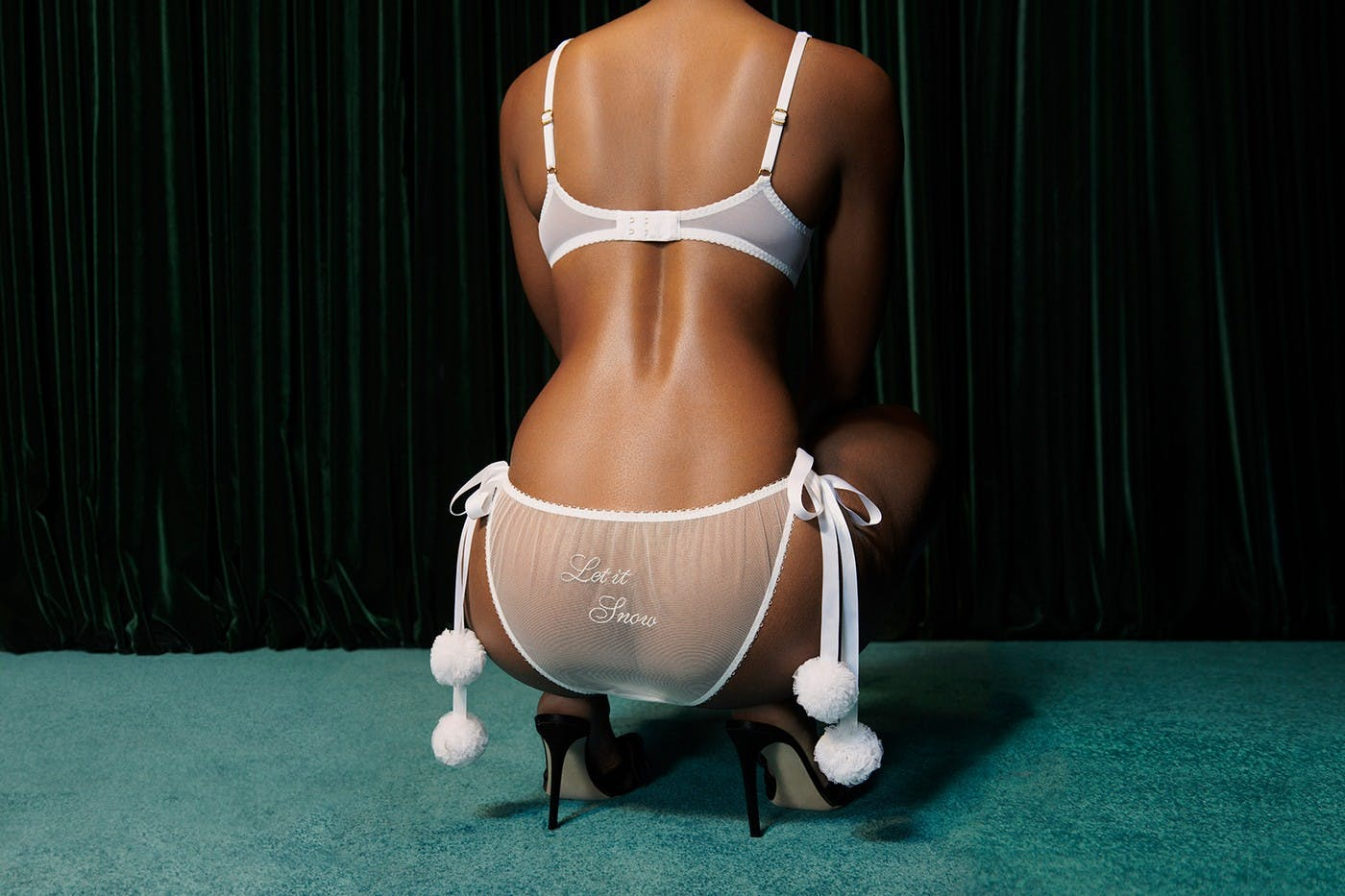 AGENT PROVOCATEUR HOLIDAY 2020 CAMPAIGN