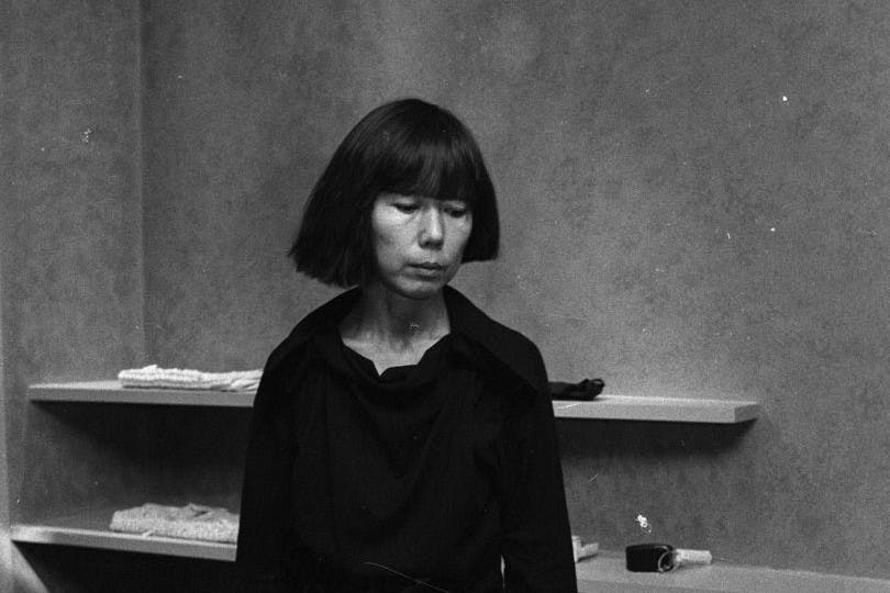 KAWAKUBO AND YAMAMOTO WERE THE FIRST TO FORMALIZE DECONSTRUCTION