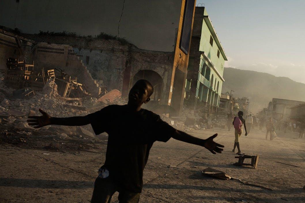 MOISES SAMAN: HAITI 2005-2010