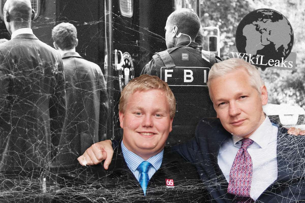 Key Witness in Assange Case Admits to Lies in Indictment Against the Wikileaks Founder