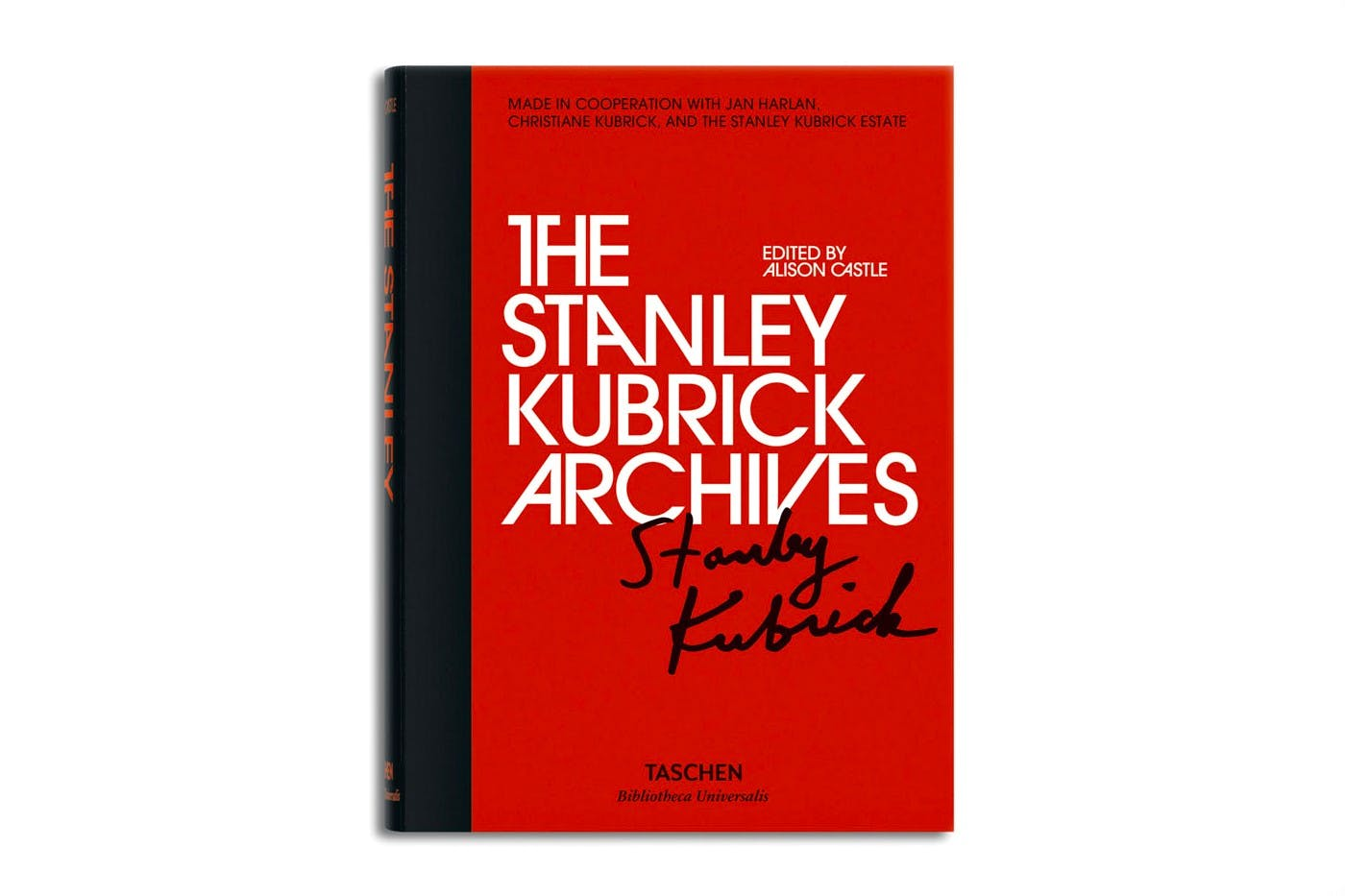 THE STANLEY KUBRICK ARCHIVES NEW TASCHEN'S BOOK