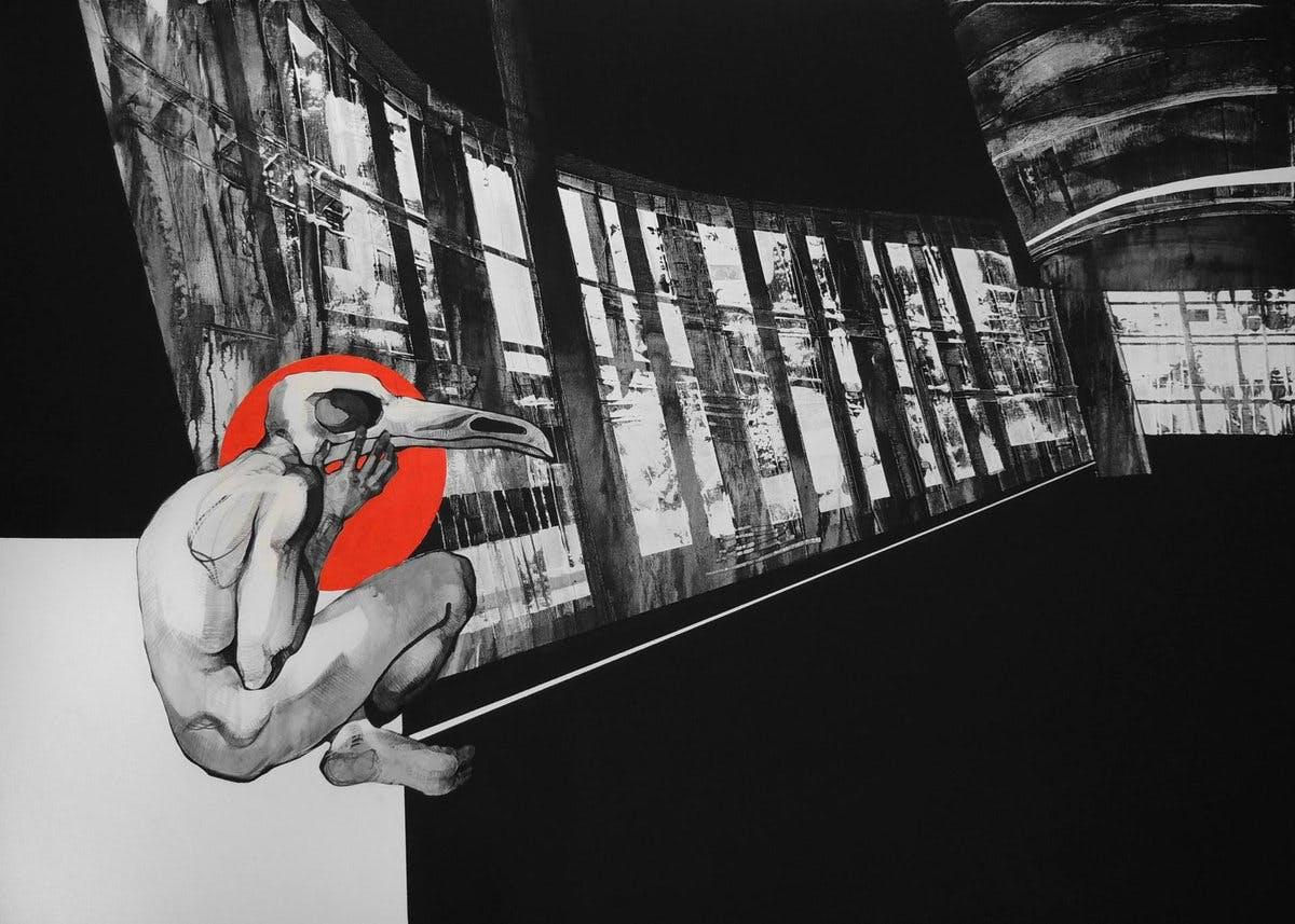 Aljona Shapovalova: Transforming Chaos and Loneliness Into Art