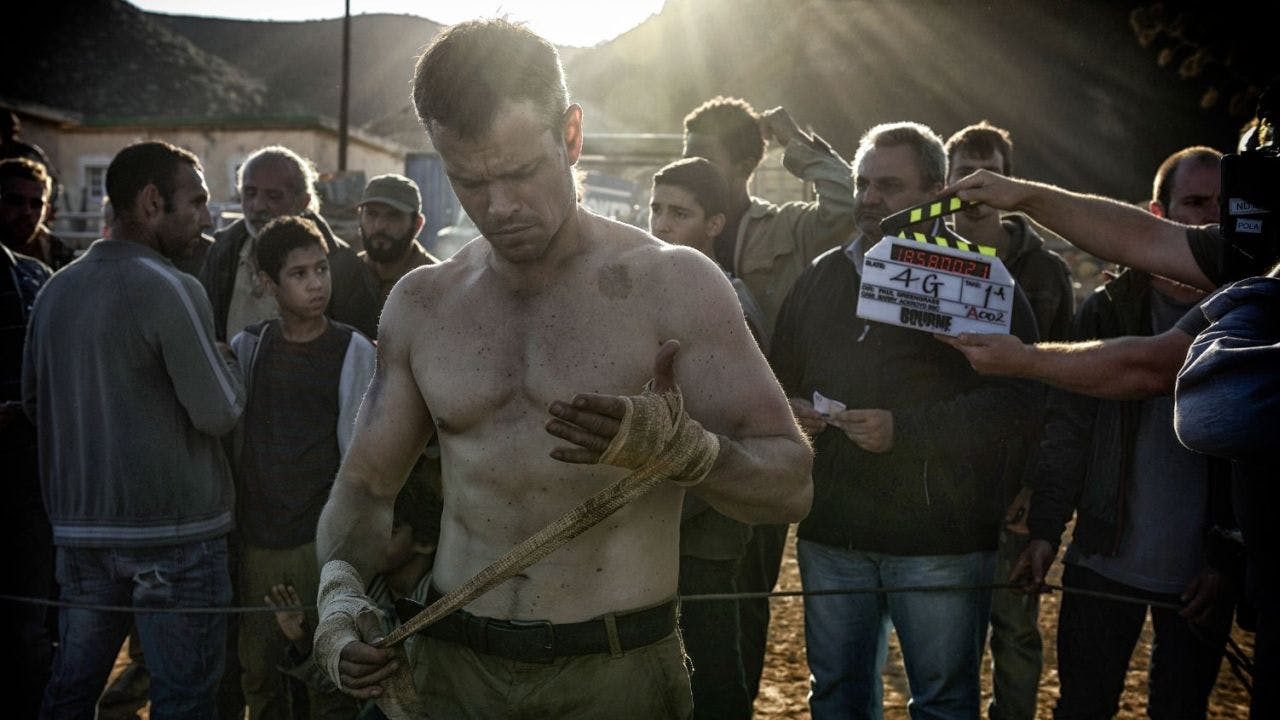Matt Damon: Gender and Racial Diversity Scandal