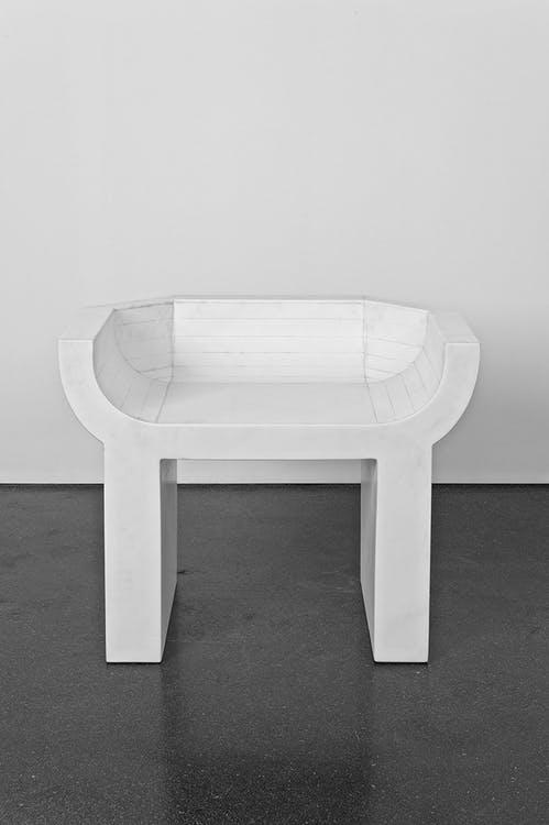 Rick Owens Furniture: Curial Chair
