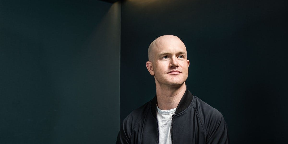 BRIAN ARMSTRONG: THE CO-FOUNDER OF COINBASE, A DIGITAL CURRENCY EXCHANGE