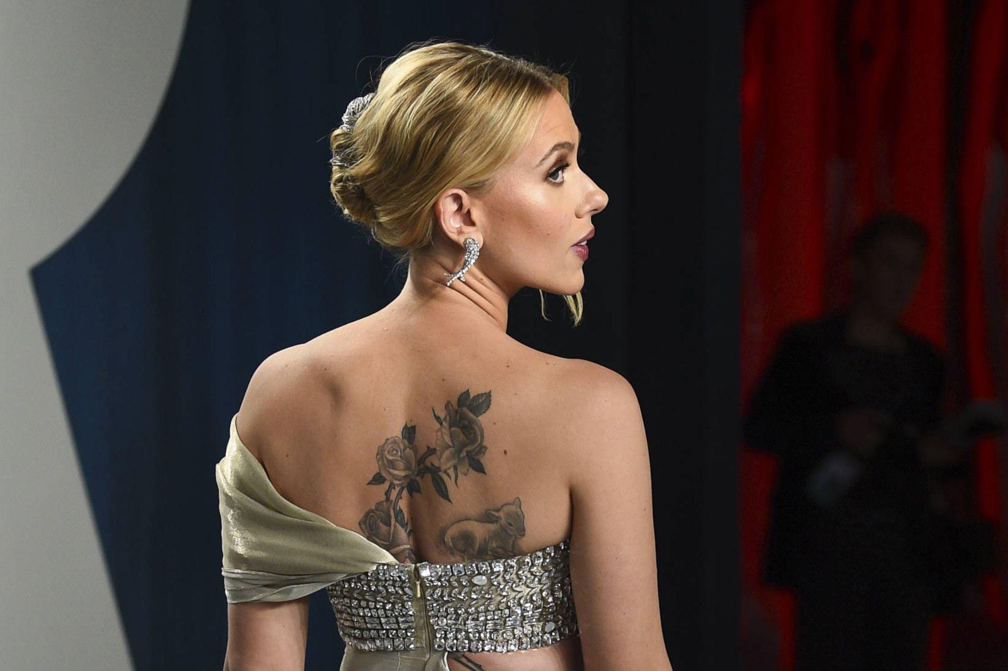 Forbes Celebrity 100 list: Scarlett Johansson