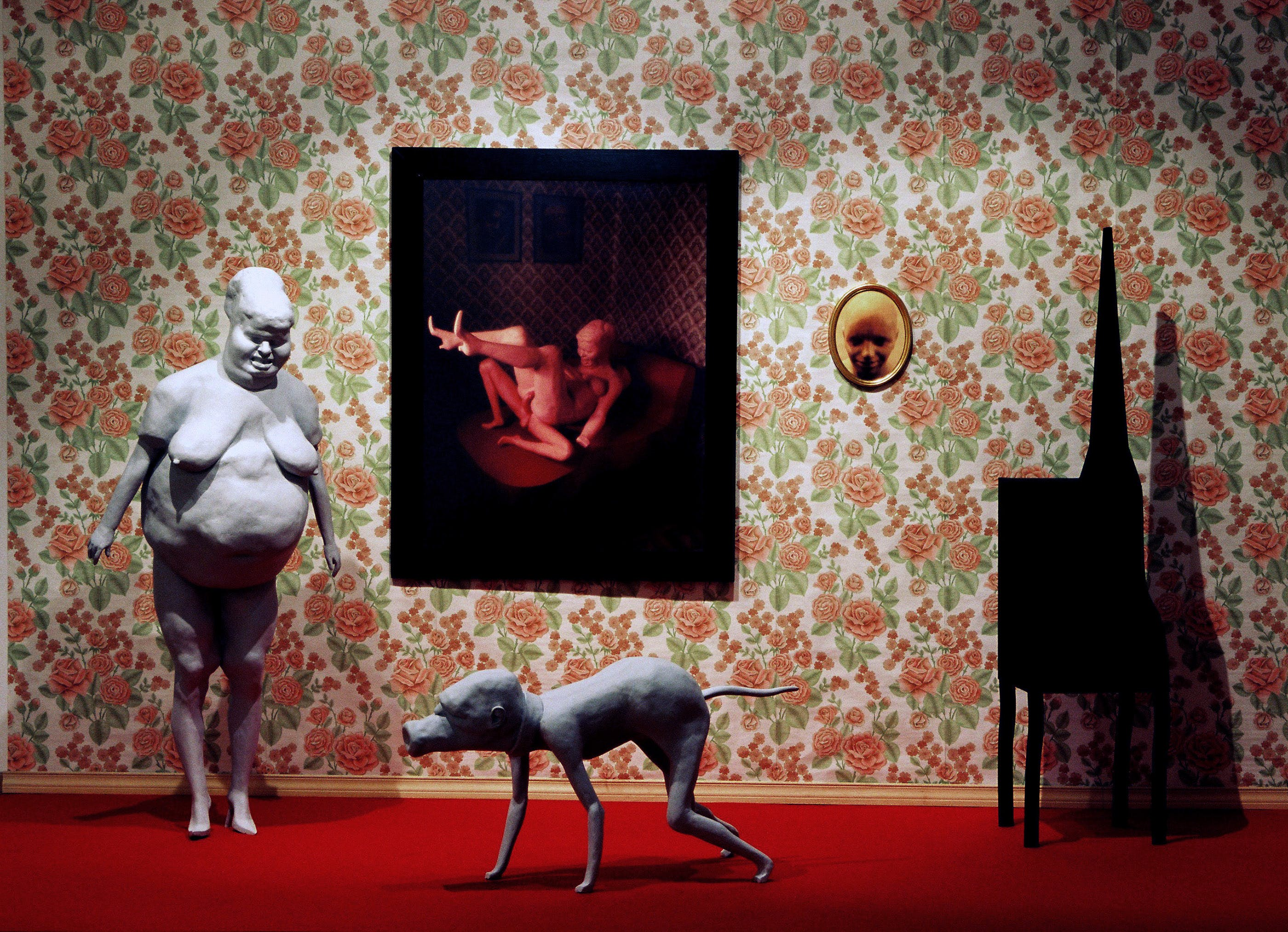Iván Prieto: The Imperfections and Weirdness of Being Human