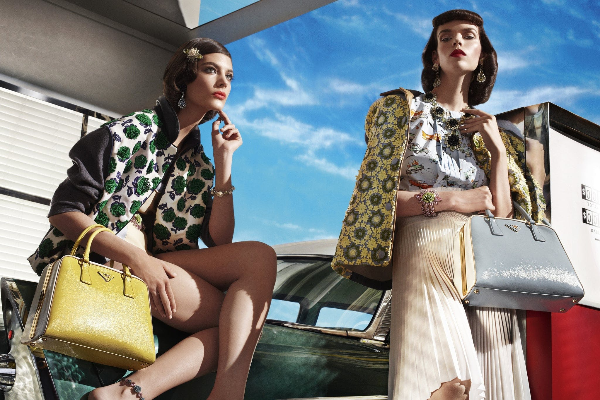 PRADA MISTAKENLY OFFERS 99% OFF IN SALE