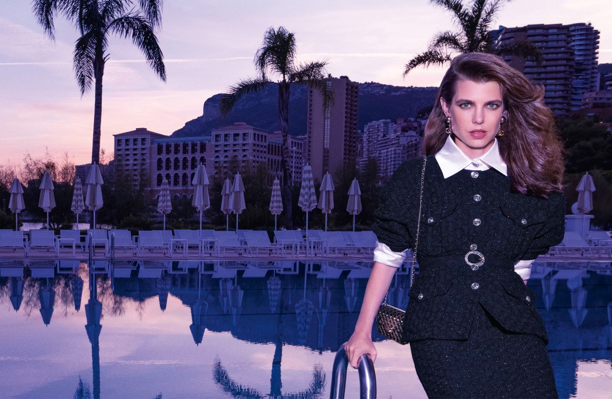 CHANEL REVEALS FIRST CAMPAIGN STARRING CHARLOTTE CASIRAGHI